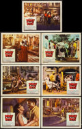 "Movie Posters:Musical, Porgy and Bess (Columbia, 1959). Lobby Cards (7) (11"" X 14""). Musical.. ... (Total: 7 Items)"
