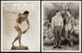 """Movie Posters:Adventure, Johnny Weissmuller Lot (MGM, 1936). Photos (2) (8"""" X 10"""").Adventure.. ... (Total: 2 Items)"""