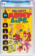 Bronze Age (1970-1979):Humor, Sad Sack's Army Life Parade #31 File Copy (Harvey, 1970) CGC NM+9.6 Off-white to white pages....