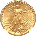 Saint-Gaudens Double Eagles, 1925-S $20 -- Improperly Cleaned -- NGC Details. AU....
