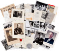 Photography:Official Photos, [Harry Truman]. White House Secretary Archive, 1946-1949,...