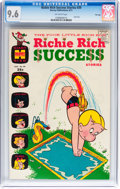 Bronze Age (1970-1979):Humor, Richie Rich Success Stories #39 File Copy (Harvey, 1971) CGC NM+ 9.6 Off-white pages....
