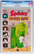 Bronze Age (1970-1979):Cartoon Character, Spooky Haunted House #1 File Copy (Harvey, 1972) CGC NM 9.4 Whitepages....