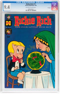 Silver Age (1956-1969):Humor, Richie Rich #77 File Copy (Harvey, 1969) CGC NM 9.4 Off-white to white pages....