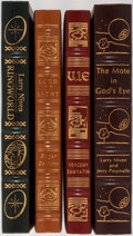 Books:Science Fiction & Fantasy, [Science Fiction]. Various Authors. Group of Four. Easton Press. Publisher's binding. Titles include We, Lord of Light, R... (Total: 4 Items)