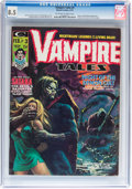 Bronze Age (1970-1979):Horror, Vampire Tales #3 and 5 CGC-Graded Group (Marvel, 1974) Condition:CGC VF+ 8.5.... (Total: 4 Comic Books)