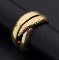 Gold Ring, Cartier