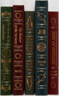 Books:Science Fiction & Fantasy, [Science Fiction]. Group of Five. Easton Press. Publisher's binding. Titles include The Claw of the Conciliator, The Shado... (Total: 5 Items)