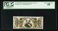 Fractional Currency:Third Issue, Fr. 1326 50¢ Third Issue Spinner PCGS Choice About New 58.. ...