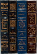 Books:Signed Editions, Kim Stanley Robinson. SIGNED/LIMITED. Group of Four. Easton Press. Publisher's binding. Each edition numbered and ... (Total: 4 Items)