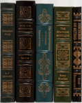 Books:Science & Technology, [Psychology]. Group of Five. Easton Press. Titles include Walden Two, The Feminine Mystique, Being and Nothingness, ... (Total: 5 Items)