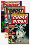 Silver Age (1956-1969):Western, The Ghost Rider #1-5 and 7 Group (Marvel, 1967) Condition: Average FN.... (Total: 6 Comic Books)