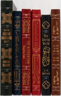 Books:Science Fiction & Fantasy, [Science Fiction]. Group of Six. Easton Press. Publisher's binding. Titles include The Alteration, The Crystal World, A Cl... (Total: 6 Items)