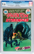 Bronze Age (1970-1979):Horror, The Phantom Stranger #31 (DC, 1974) CGC NM+ 9.6 Off-white pages....