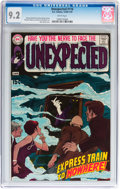 Bronze Age (1970-1979):Horror, Unexpected #116 (DC, 1970) CGC NM- 9.2 White pages....