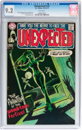 Bronze Age (1970-1979):Horror, Unexpected #122 (DC, 1971) CGC NM- 9.2 White pages....