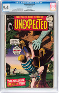 Bronze Age (1970-1979):Horror, Unexpected #135 (DC, 1972) CGC NM 9.4 White pages....