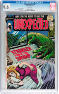 Bronze Age (1970-1979):Horror, Unexpected #136 (DC, 1972) CGC NM+ 9.6 White pages....
