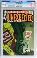 Bronze Age (1970-1979):Horror, Unexpected CGC-Graded Group (DC, 1970-71) Condition: CGC VF/NM9.0.... (Total: 4 Comic Books)