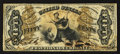 Fractional Currency:Third Issue, Fr. 1355SP 50¢ Third Issue Justice Narrow Margin Face Fine.. ...