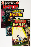 Bronze Age (1970-1979):Horror, House of Mystery Group (DC, 1970-73) Condition: Average VF....(Total: 9 Comic Books)