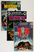 Bronze Age (1970-1979):Horror, House of Mystery Group (DC, 1971-74) Condition: Average FN....(Total: 17 Comic Books)