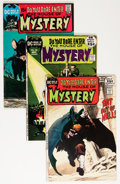 Bronze Age (1970-1979):Horror, House of Mystery Group (DC, 1970-75) Condition: Average VG....(Total: 24 Comic Books)