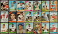 Baseball Cards:Lots, 1960's Topps Baseball Hall of Famers Card Collection (21) - WithMantle & Jackson Rookie! ...