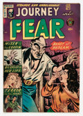 Golden Age (1938-1955):Horror, Journey Into Fear #11 (Superior, 1953) Condition: VG....