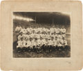 "Baseball Collectibles:Photos, 1914 Boston ""Miracle"" Braves Team Cabinet Photograph...."
