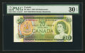 Canadian Currency: , BC-50aA $20 1969 Replacement. ...