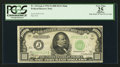Small Size:Federal Reserve Notes, Fr. 2211-J $1000 1934 Dark Green Seal Federal Reserve Note. PCGS Apparent Very Fine 25.. ...
