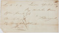 Autographs:Non-American, Frederick Marryat Pay Order Signed....