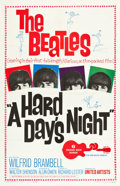 "Movie Posters:Rock and Roll, A Hard Day's Night (United Artists, 1964). One Sheet (27"" X 41"")....."