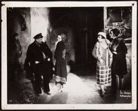 "The Joyless Street (Sofar Film, 1925). Romanian Lobby Card (9.5"" X 11.75""). Drama"