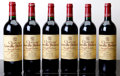 Red Bordeaux, Chateau Leoville Poyferre 1995 . St. Julien. Bottle (6). ... (Total: 6 Btls. )