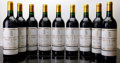 Red Bordeaux, Chateau Pichon Lalande 1992 . Pauillac. Bottle (9). ...(Total: 9 Btls. )