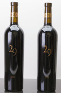 Domestic Cabernet Sauvignon/Meritage, Vineyard 29 Cabernet Sauvignon 2003 . The Essentials. Bottle(2). ... (Total: 2 Btls. )