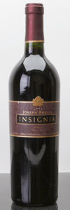Domestic Cabernet Sauvignon/Meritage, Joseph Phelps Red 1991 . Insignia. lnl. Bottle (1). ... (Total: 1 Btl. )