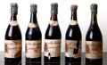Red Burgundy, Beaune Rouge 1947 . Clos des Mouches, M. Drouhin . 3(3cm orbetter), 2 (4cm), 5hbsl, 1ltal, 1tal, 1wisl, excellent color...(Total: 5 Btls. )