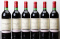 Red Bordeaux, Chateau Trotanoy 1982 . Pomerol. Bottle (6). ... (Total: 6Btls. )