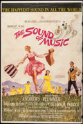 "Movie Posters:Academy Award Winners, The Sound of Music (20th Century Fox, 1965). Posters (3) (40"" X60"") Nominated, Winner, and Regular Styles. Academy Award Wi...(Total: 3 Items)"