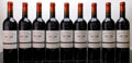 Red Bordeaux, Chateau Quinault l'Enclos 1998 . St. Emilion. 1nc. Bottle(9). ... (Total: 9 Btls. )