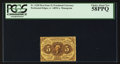 Fractional Currency:First Issue, Fr. 1228 5¢ First Issue PCGS Choice About New 58PPQ.. ...