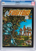 Modern Age (1980-Present):Science Fiction, Fugitoid #1 (Mirage Studios, 2005) CGC NM/MT 9.8 Off-white to whitepages....