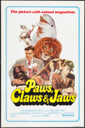"""Movie Posters:Documentary, It's Showtime (United Artists, 1976). One Sheet (27"""" X 41"""") Flat Folded. Documentary. Alternate title: Paws, Claws, and Ja..."""
