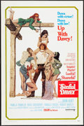 "Movie Posters:Adventure, Sinful Davey (United Artists, 1969). One Sheet (27"" X 41"") FlatFolded. Adventure.. ..."