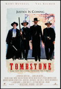 "Movie Posters:Western, Tombstone (Buena Vista, 1993). International One Sheet (27"" X 40"") DS. Western.. ..."