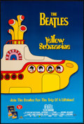 """Movie Posters:Animation, Yellow Submarine (United Artists, R-1999). Video Poster (27"""" X40""""). Animation.. ..."""