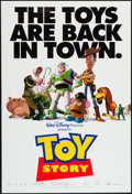 """Movie Posters:Animation, Toy Story (Buena Vista, 1995). One Sheet (27"""" X 40"""") DS.Animation.. ..."""